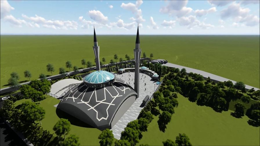 İMES Dilovası Cami