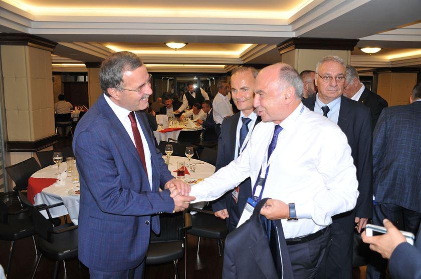 OSBÜK'ün 15. Olağan Genel Kurulu Toplantısına Katıldık