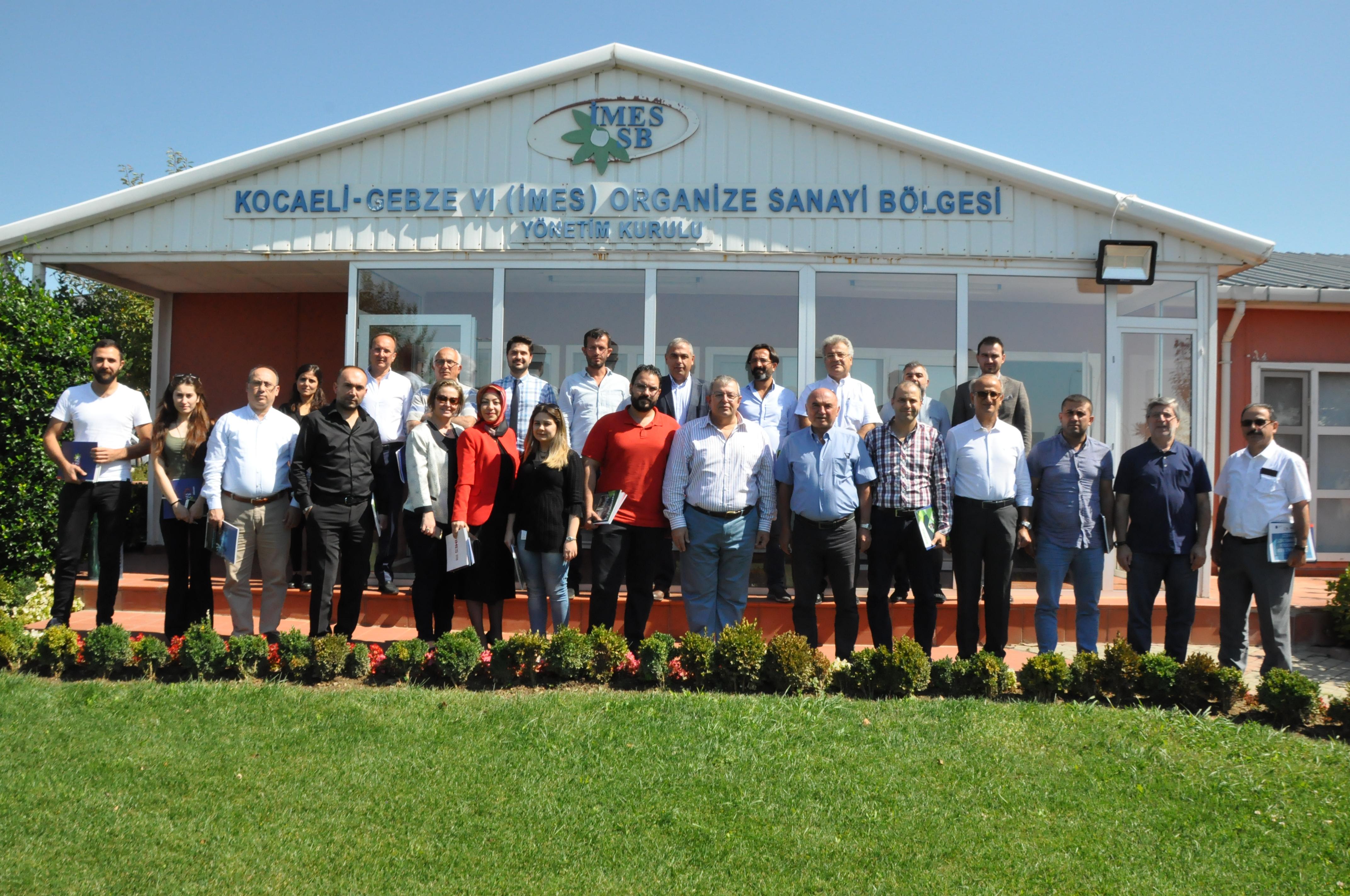 İMES OSB & TAYSAD İşbirliğinde Otomotiv Sektörü Ele Alındı